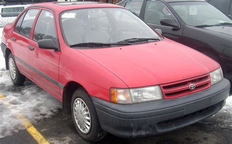 toyota tercel overview cargurus