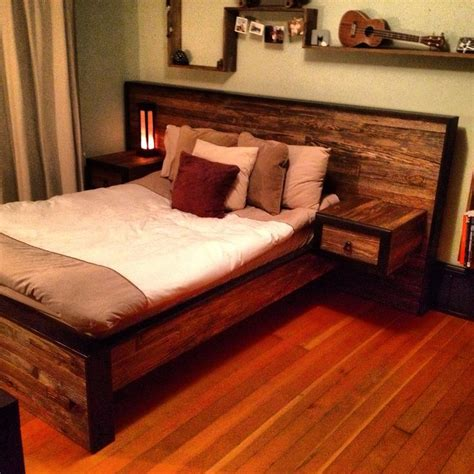 Wood Bed Frame Design Best 25 Wood Bed Frames Ideas On Pinterest Bed Frames Wood Platform Bed And Wood Bed Frame