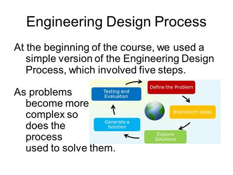 online design and engineering unit 2 engineering design process ppt video online download