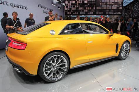 Audi Sport Quattro Concept by Foto Beurzen Frankfurt 2013 Audi Sport Quattro Concept