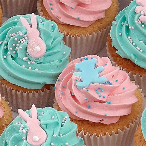 Cupcake Decorating Baby Shower by Baby Shower Cupcake Delivery Order Baby Shower Cupcakes