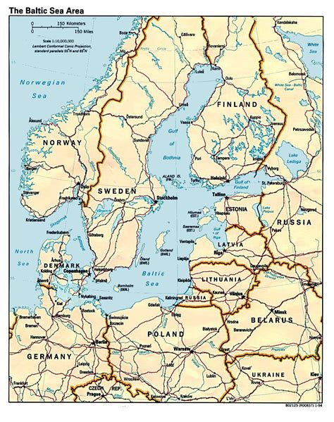 baltic sea map baltic sea images search