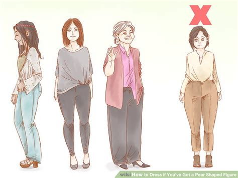 Items To Flatter A Pear Shape by How To Dress If You Ve Got A Pear Shaped Figure With