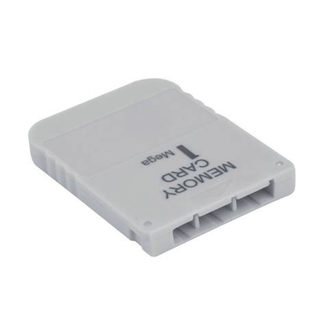 new ps1 console new 1mb memory save card for playstation 1 one ps1 psx