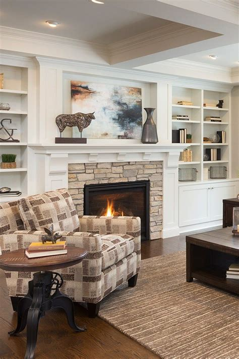 1000 ideas about white fireplaces on