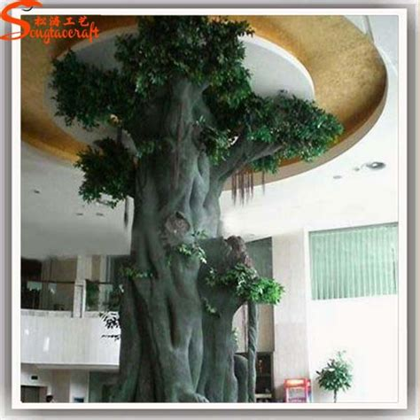 decorative fake trees for the home artificial decorative trees for the home