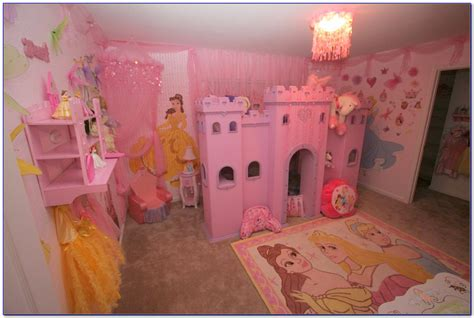 Princess Bedroom Decorating Ideas Disney Princess Bunk Beds Disney Themed Bunk Beds Image For Disney Princess Dollhouse