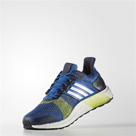 Sepatu Sport Adidas Ultra Boost Best Seller adidas ultra boost st mens blue sneakers running road sport shoes trainers pumps ebay