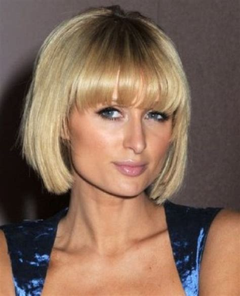 Womens Hairstyles With Layered Low Hairline | the best bangs for a short forehead hair world magazine