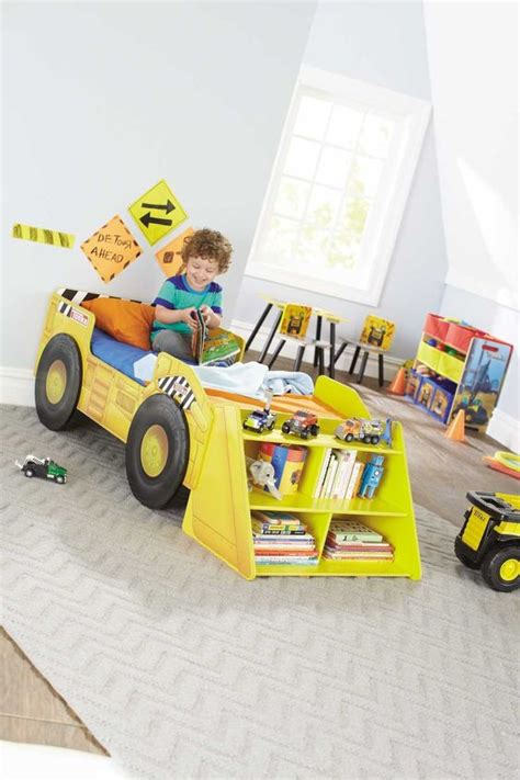 construction toddler bed tonka trucks toddler bed with storage and toddler bed on