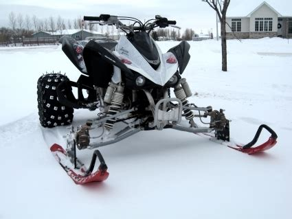 Polaris Atv Ski Snowmobile Conversion Kit Fits All Models