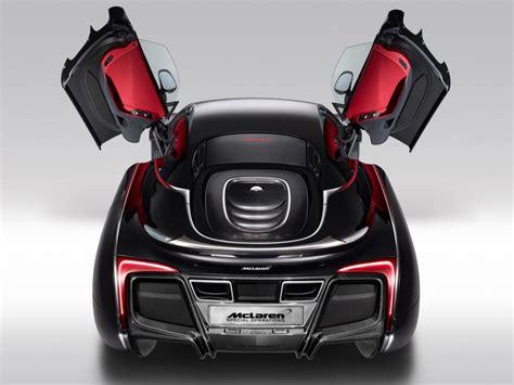 mclaren concept x1 mclaren x1 concept une supercar baroque inattendue