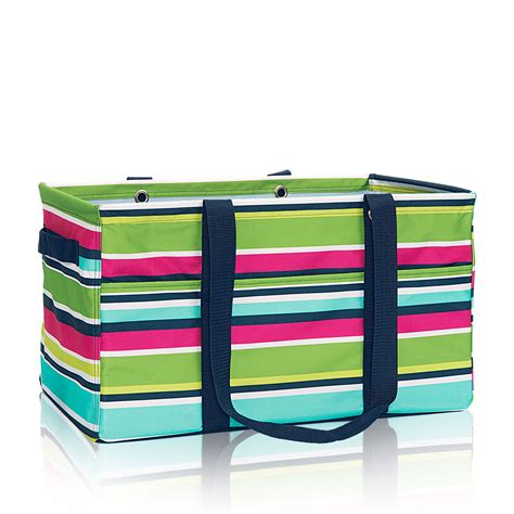 westinghouse deluxe utility and storage preppy pop deluxe utility tote thirty one gifts
