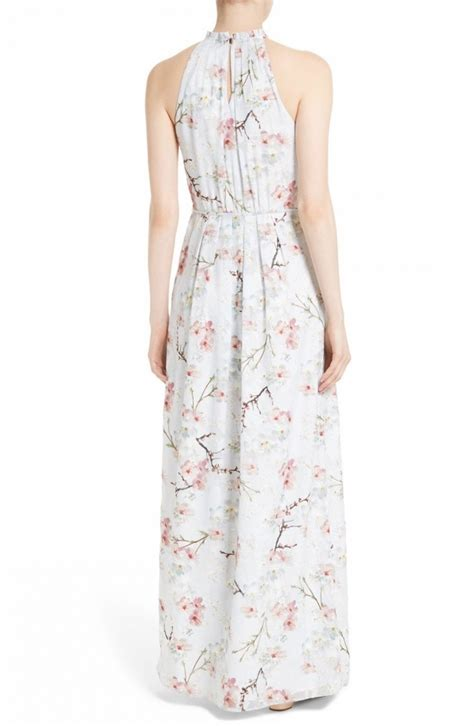 diy watercolor maxi another take on new look pattern elynor floral print maxi dress aisle society