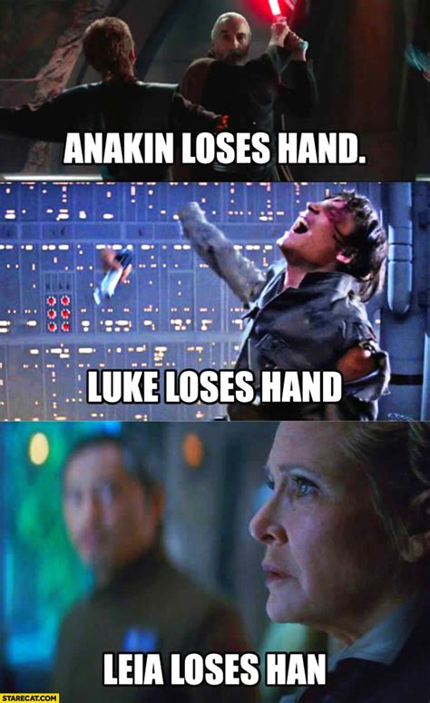 Leia Meme - luke skywalker memes starecat com