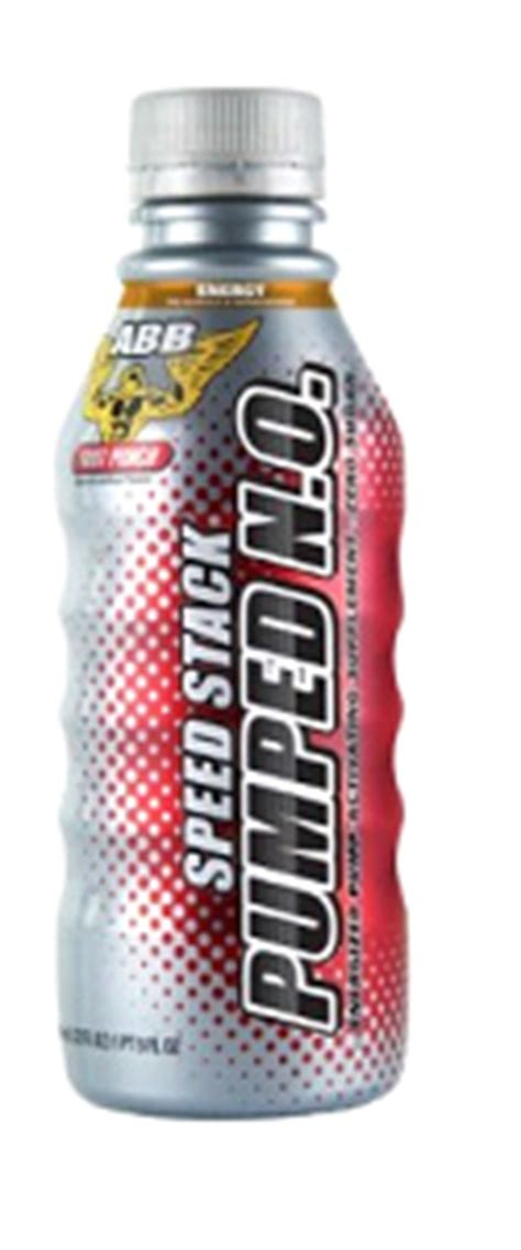 n o energy drink abb speed stack pumped n o energy drink review energy