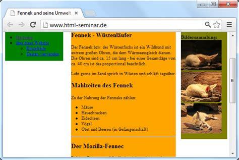 html layout verschiebt sich 3 spalten layout erstellen mit css