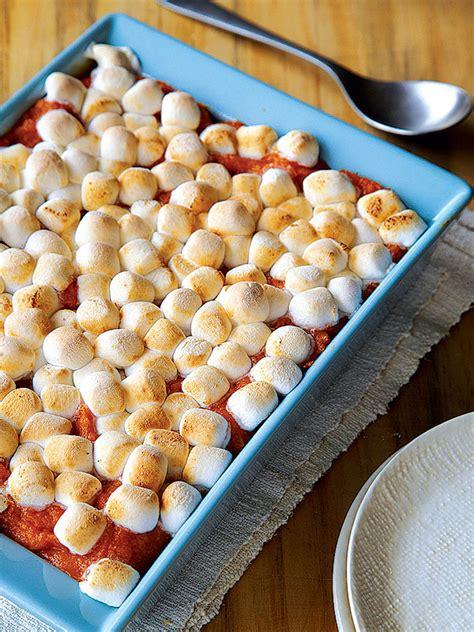 recipe low sweet potato marshmallow casserole great