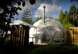 Cool Things For A Bedroom the dome garden the best luxury uk glamping holidays