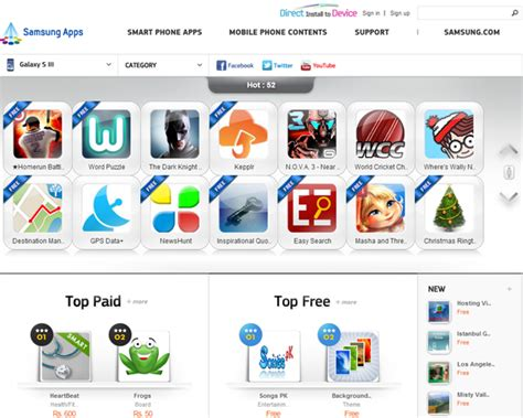 samsung app store samsung teams up with ea to boost content on its app store bgr india