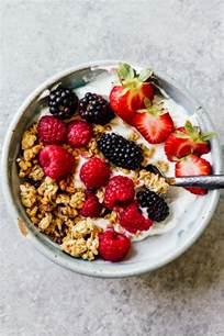 My House Plan granola amp yogurt bowls 4 ways jar of lemons