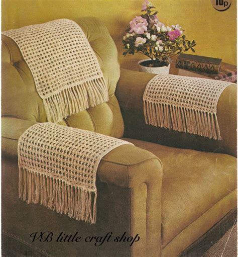 Chair Arm Covers