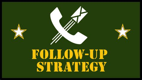 dominant follow up strategies leadsimple