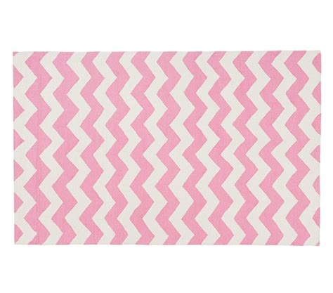 pink chevron rugs chevron wool rug 3x5 pink pottery barn