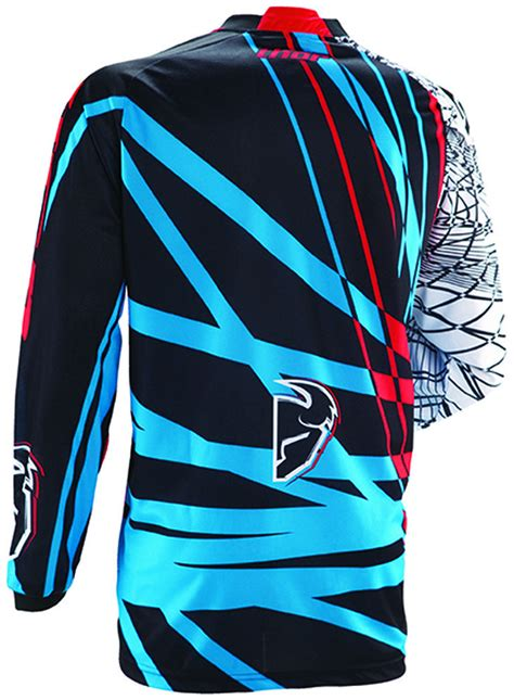 Baju Sepeda Thor Motocross Jersey Motor Cross 22 00 thor phase limited edition coil jersey 2013 142333