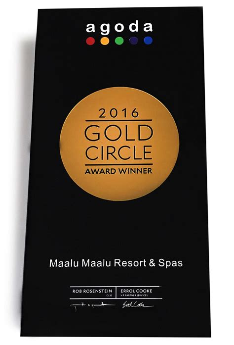 agoda reviews 2017 theme resorts spas maalu maalu wins prestigious gold