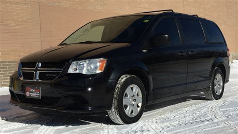 2011 Dodge Grand Caravan Passenger by 2011 Dodge Grand Caravan Se 7 Passenger Rear Heat A C