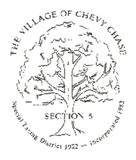 chevy chase section 5 chevy chase village of section 5 montgomery county