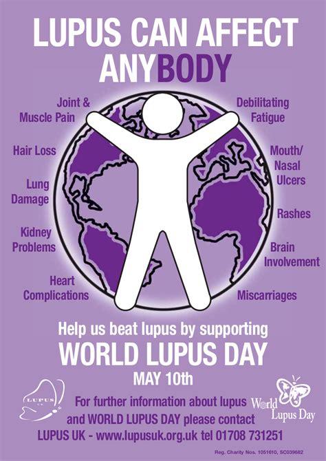 may 10th world lupus awareness day mudpiefridays com