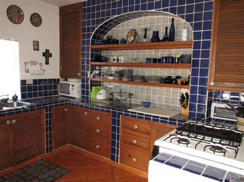Mexican Style Kitchen Design if you d like to add a bit of a mexican flair without going crazy