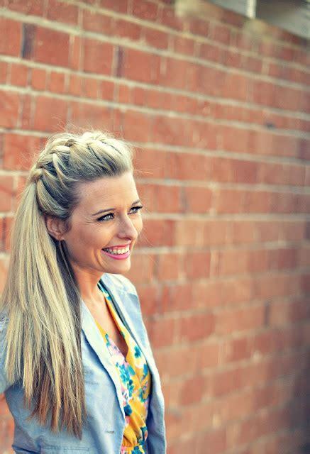 hair drape hair diy drape french braid hairstyles hair photo com