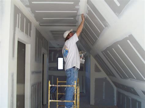 Drywall Installer by Drywall Installation How To Build A House