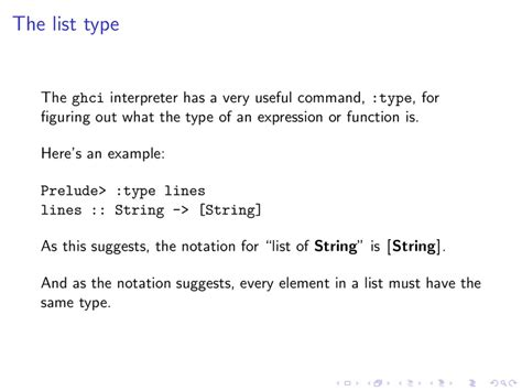 pattern synonyms haskell real world haskell lecture 3