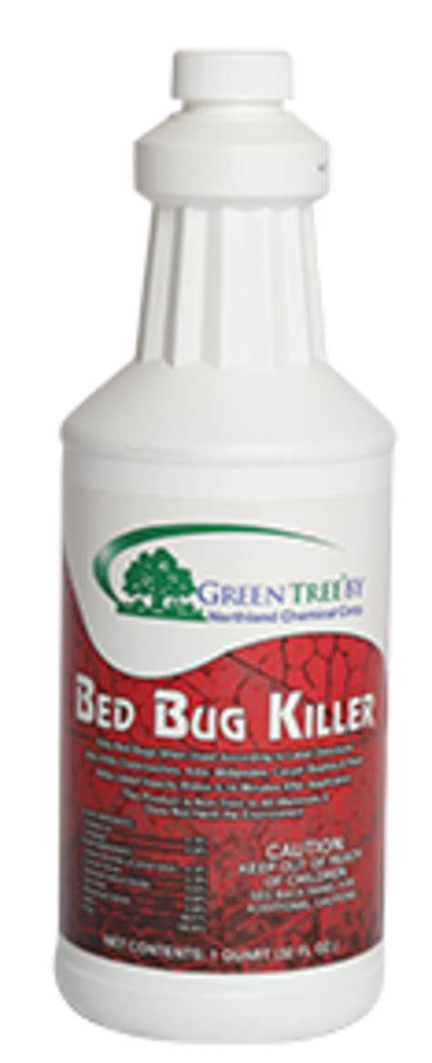 what chemical kills bed bugs bed bug killer northland chemical