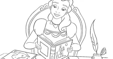 belle reading coloring pages princess belle reading book coloring pages coloring page