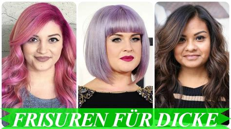 schoene frisuren fuer mollige frauen youtube