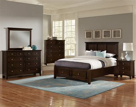 vaughan bassett bedroom bonanza king bedroom group by vaughan bassett king