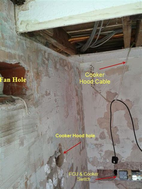 kitchen extractor fan wiring kitchen xcyyxh