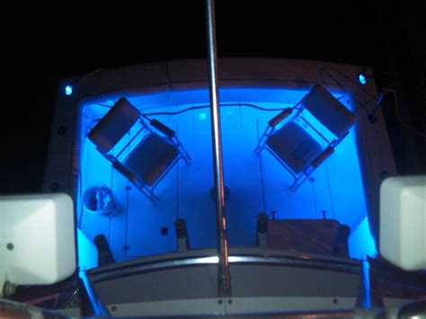 boat interior lighting ideas led lighting page 2 the hull boating and