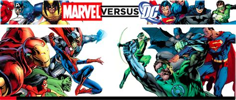 191 dc o marvel the difference between dc and marvel