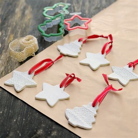 how to make clay tree decorations hobbycraft blog
