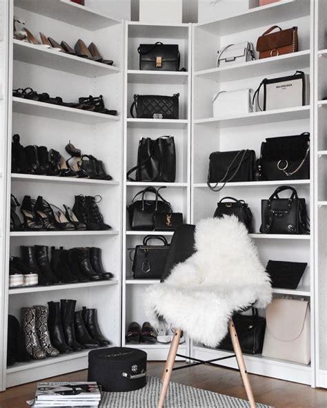 walk in wardrobe shoe storage 209 best closets images on bedroom ideas