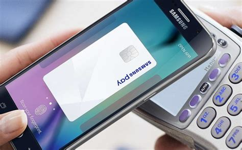 r samsung pay samsung pay be used to withdraw money from atms ubergizmo