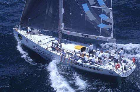 volvo ocean  commercial vessel boats   sale carbon fibre kevlar boats