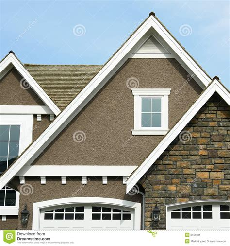 new home house exterior stock photo image of setting home exterior house roof peak stock image image 5151031