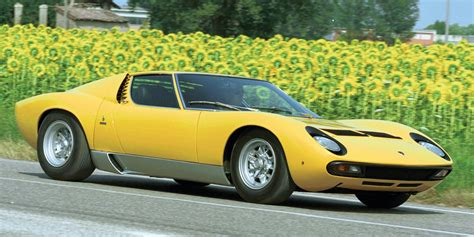 Names Of Lamborghini Cars The Origins Of Lamborghini S Most Interesting Names